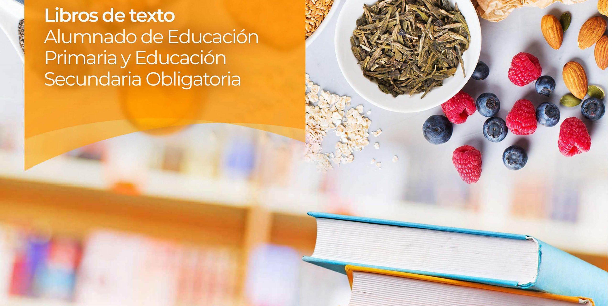 Ayudas para el uso de libros de texto en ESO
