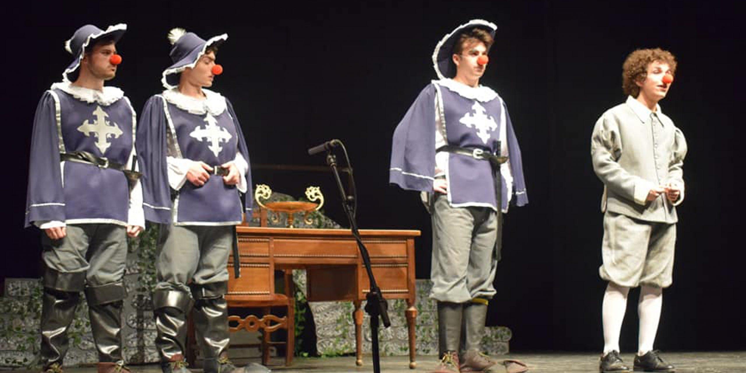El grupo de teatro «Peccata Minuta» vuelve a los escenarios